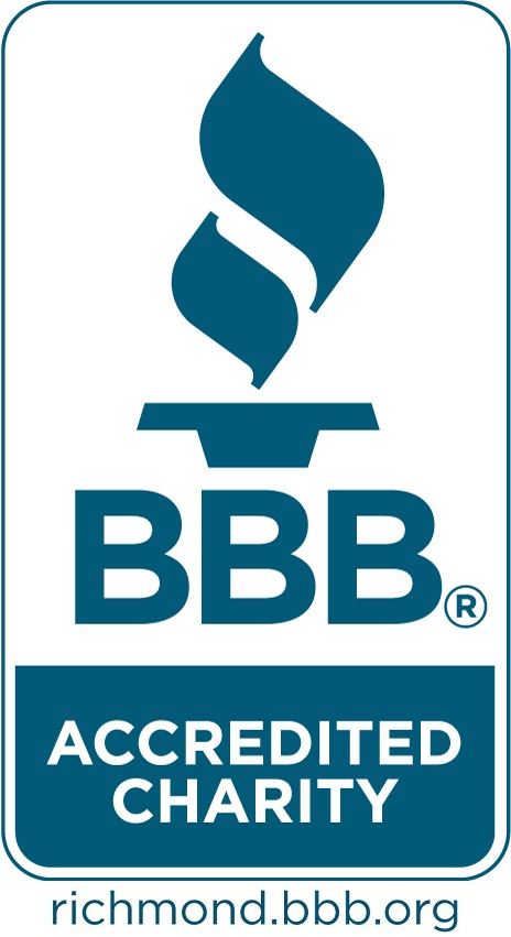 Better Business Bureau of Accredited Charity Seal